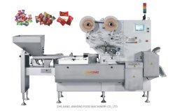 Suikergoed/Chocolade/het Hoofdkussen van het Voedsel van het Wafeltje/van het Koekje/de Verpakkende Machines van de Verpakking