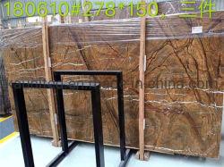 Тропический лес Браун мраморные плитки предложение