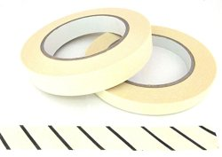 Materiale dentale - nastro dentale dell'indicatore di sterilizzazione