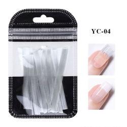 Prodotti di seta dello strumento del manicure della vetroresina della fibra di vetro estesa acrilica del chiodo