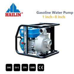 3pouce (80mm) 7HP 170f Self-Priming moteur essence propre ensemble de la pompe à eau