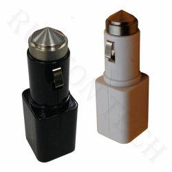 Beweglicher Auto-Aufladeeinheit GPS-Verfolger USB-GF11 mit Zigaretten-Feuerzeug