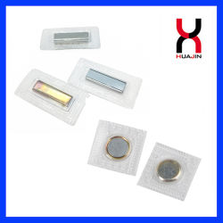 Le Néodyme couture étanche Invisible permanent PVC/ Bouton Magnétique Accessoires High-Grade TPU