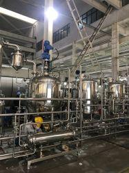 에탄올 원심분리기 추출기 턴키 프로젝트 CBD 오일 추출 ASME 인증 BHO 에탄올 추출기 시스템