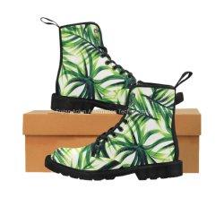 Nouvelle toile d'hiver fait sur mesure de la dentelle jusqu'Men's/bottes de combat, nouvel homme Chaussures de randonnée