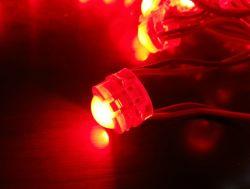 Chaîne de 20mm 12V couleur unique/RVB Pixel Lumineux à LED SMD DOT