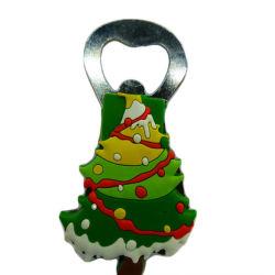 Comercio al por mayor Logotipo personalizado abridor de botellas de cerveza regalo promocional con la llave de la cadena (YB-BO-8)