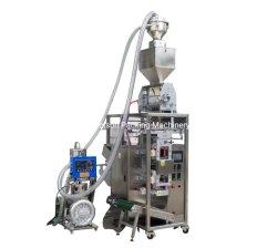 Fully Automatic Arroz Açúcar Sal Grânulo máquina de embalagem