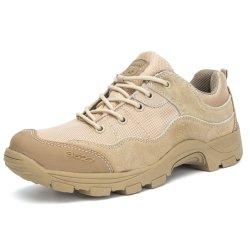 Coupe basse durables de sécurité personnalisés pour les hommes Les chaussures militaires Tactical