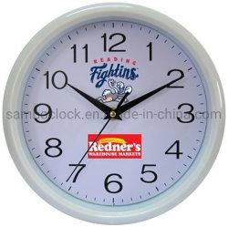 8-дюймовый пластиковые рекламные Настенные часы