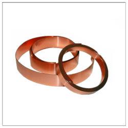 Haute qualité d'épaisseur 0,2 mm Bande de feuille de cuivre