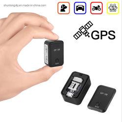 GF-09 мини GPS Tracker APP контроль для защиты от краж магнитного обнаружения устройства для записи голоса для транспортного средства/CAR/лицо местоположение