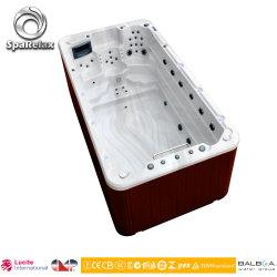 2019 STAZIONE TERMALE acrilica esterna dell'interno 4D20 del raggruppamento del mulinello della piscina della vasca calda della STAZIONE TERMALE della vasca da bagno di potenza aerea 3-Person di vendita calda