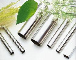 Modern Custom 304 tubos sem costura em aço inoxidável polido para mobiliário com a SGS