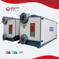 Wasser-Gefäß-Gas-schwerer ölbefeuerter Dampfkessel für Kraftwerk