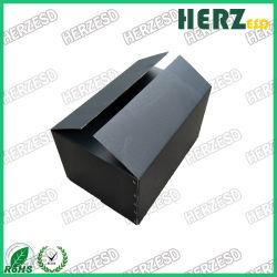 caja de cartón de papel cartón corrugado ESD para almacenamiento de traducción