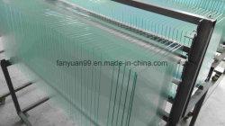 절삭 테이블용 고품질 처리 8mm 투명 플로트 고정 유리
