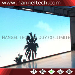 Piscina P3.91mm IP67 HD fase econômica LED (500x1000mm Painel)