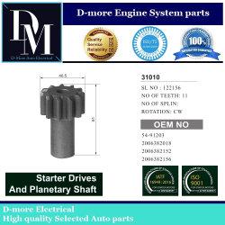Driver 11t 122156 del dispositivo d'avviamento 54-91203 2006382018
