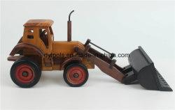 Hand-Made de bonne qualité et d'exquis de la forme de cadeaux en bois Hand-Made bulldozer en bois de l'artisanat en bois pour les enfants jouet, cadeau de promotion ou de décoration maison