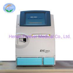 Analyseur de gaz du sang Yj-Bg80 des gaz du sang analyseur d'électrolyte