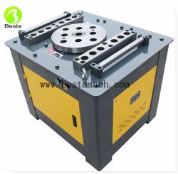 La capacidad de 40mm Rebar máquina de doblado de la barra de acero