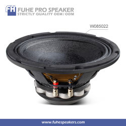 La calidad de Line Array de 8 pulgadas con altavoces de audio PRO