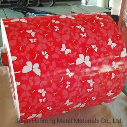 PEカラーはPPGI/PPGLによって電流を通されたシート・メタルの屋根ふきロールスロイスに塗った