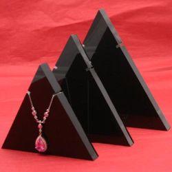 Personalizar o JD-108 Colar Caixa de Armazenamento de jóias de acrílico Exibir