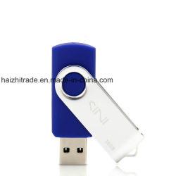 De Plastic Wartel van het Metaal van de fabriek de Schijf van het Geheugen van 3.0 Flits van USB 2.0