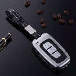 Smart-Mfr Liga de Alumínio Remoto de metal chave do carro para a Hyundai 3 botões, para a Hyundai Smart Tampa de tecla Caso