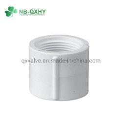 Accoppiamento femminile dell'accessorio per tubi del filetto di plastica del PVC BS Standrad