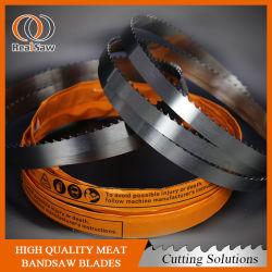 16mmx0.55X3t продовольственной ленты пилы для резки замороженного мяса рыбы