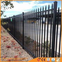 Clôtures en fer/acier clôture/rambarde en fer/Bridge rampes/panneau d'Escrime