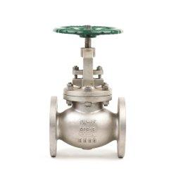 Aço inoxidável SS304 SS316 CF8 CF8m de aço carbono fundido flangeado Wcb Rising não indicadoras de posição válvula globo Ss Kitz Fabricante/Fornecedor