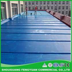 Metalldach-Stahlkonstruktion-spezielle wasserdichte Schicht