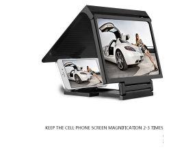 증폭기 Anti-Radiation Near Nearsightedness Proof Cell Phone Ultra Clear Amplifier 비디오 증폭기 게임 증폭기 투사 화면