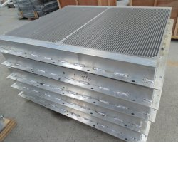 Compresseurs d'air industriel personnalisé Air Huile d'eau Cobmi refroidisseurs