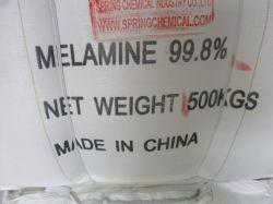 99,8% порошок меламина в фонд маркетингового развития