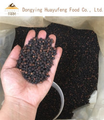 L'assaisonnement organique naturel poivre noir