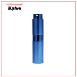 Giratorio Spray Perfume recargables portátiles mini bote de spray para el viaje
