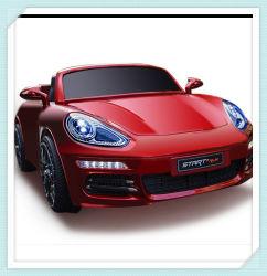 Modelo fresco paseo en coche con música en MP3, eléctrico paseo en coche de juguete para niños