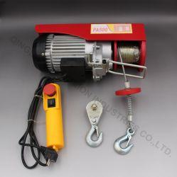 Nível de alta qualidade Mini Electric PA Guindaste Cabo Guincho talha de corrente