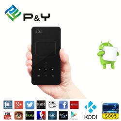 小型スマートなプロジェクター無線押しの小型携帯用か小型1g 8g