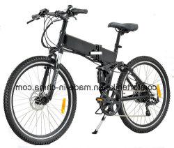36V 26inch 250W 350W 500W preiswerte Lithium-Fell-Batterie-tragen die schwanzlose elektrische Moped Sepeda Listelectric Li-Ionbatterie, die im Freiensport austauscht, für Männer