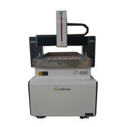 Pedra de alumínio de processamento de madeira 6090 1212 Mini Gravura Corte Máquina CNC