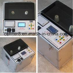 معدات تحليل قوة الطاقة الكهربائية ثنائية العزل (DYT) للنقل عبر الزيت