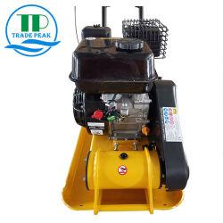Vibration de moteur à essence de Ce compacteur de plaque