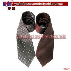 方法タイの絹は編んだタイ100%の絹製ネクタイケーブルクリップナイロンケーブルのタイ(B8028)を