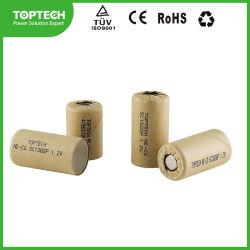 De navulbare 10c Batterij van Ni-CD van de Batterij van de Hulpmiddelen van de Macht van Sc 1300/1500/2000mAh van de Lossing